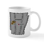 Arkansas Pride! Mug