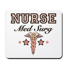 Med Surg Nurse Mousepad
