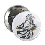 "English Trumpeter Dun Splash 2.25"" Button"