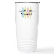 Numismatists Friends Travel Mug
