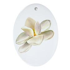 Magnolia Keepsake (Oval)