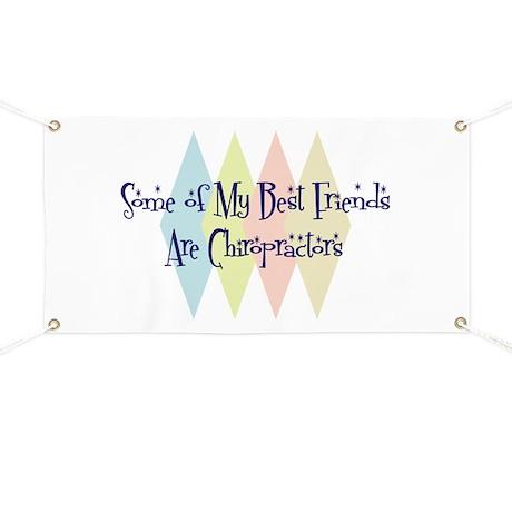 Chiropractors Friends Banner