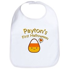 Payton's First Halloween Bib