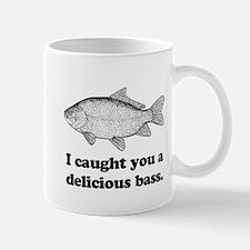 I Caught You A Delicious Bass Mug
