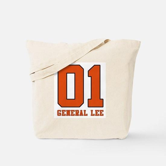 General Lee Tote Bag