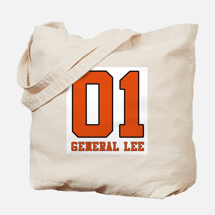 General Lee Tote Bag