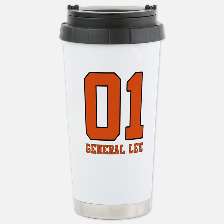 General Lee Travel Mug