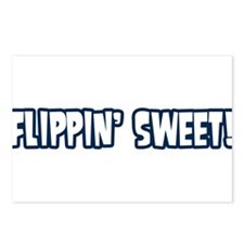 Flippin' Sweet Postcards (Package of 8)
