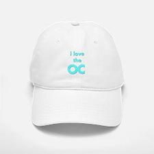 I Love the OC for OC lovers Baseball Baseball Cap