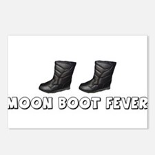 Moon Boot Fever Postcards (Package of 8)