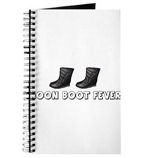 Moon Boot Fever Journal
