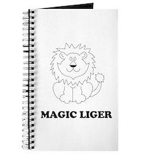 Magic Liger Journal