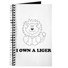 I Own A Liger - alternate Journal