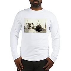 Laughing Girl Long Sleeve T-Shirt
