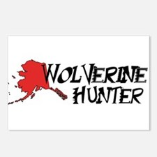 Wolverine Hunter Postcards (Package of 8)