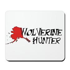 Wolverine Hunter Mousepad