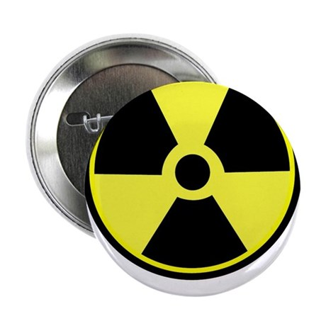 """radioactive 2.25"""" Button (100 pack)"""