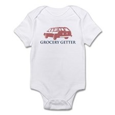 Grocery Getter Infant Bodysuit