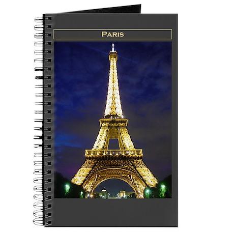 Paris Travel Journal