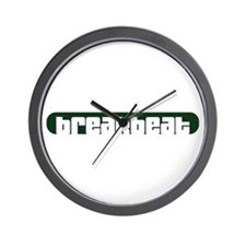 breakbeat Wall Clock