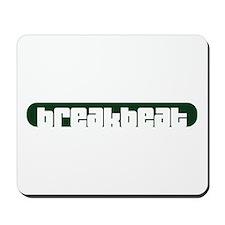 breakbeat Mousepad