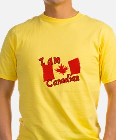 I Am Canadian T