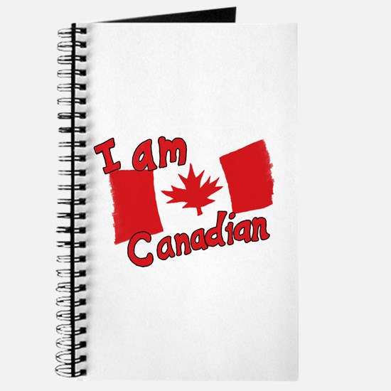 I Am Canadian Journal