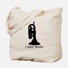 I Play Mello Tote Bag