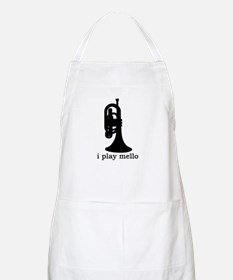 I Play Mello BBQ Apron
