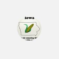 Iowa Mini Button (10 pack)