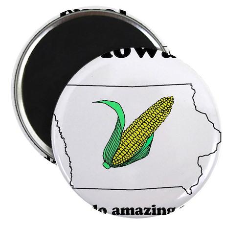 "Iowa 2.25"" Magnet (10 pack)"