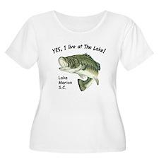 Lake Marion SC bass T-Shirt
