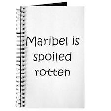 Funny Maribel Journal