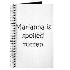 Funny Marianna Journal
