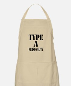 Type A for all BBQ Apron