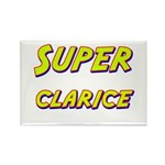 Super clarice Rectangle Magnet (10 pack)