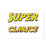 Super clarice Postcards (Package of 8)