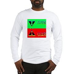 Dr. Peppy WARning Long Sleeve T-Shirt