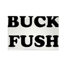 Buck Fush Rectangle Magnet (10 pack)