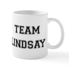 Team Lindsay Mug
