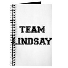 Team Lindsay Journal