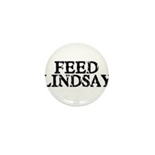 Feed Lindsay Mini Button (10 pack)