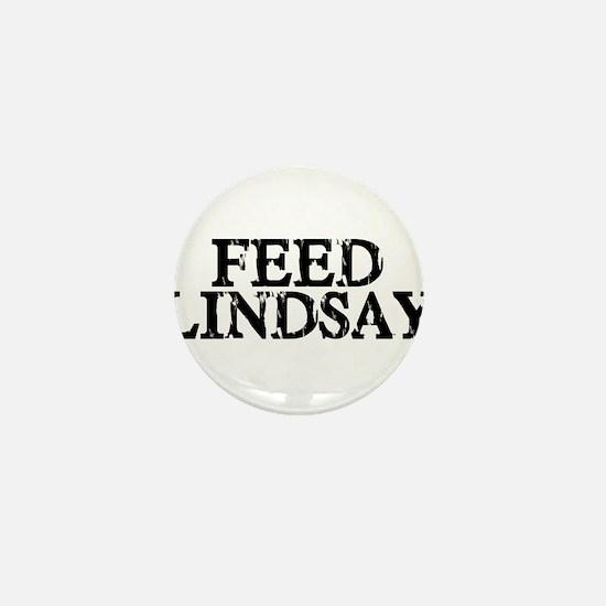Feed Lindsay Mini Button