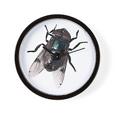 Fly! (Bug 12) Wall Clock