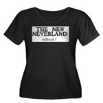 The New Neverland Women's Plus Size Scoop Neck Dar