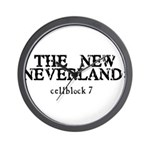 The New Neverland Wall Clock