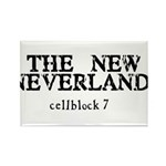 The New Neverland Rectangle Magnet