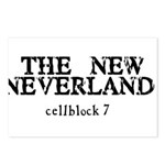 The New Neverland Postcards (Package of 8)