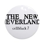 The New Neverland Ornament (Round)