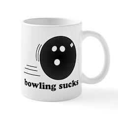 bowling sucks Mug